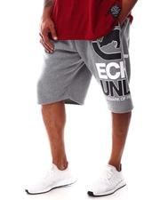 Men - Flex Fit Fleece Shorts (B&T)-2630692