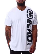 Ecko - Insta Classic V-Neck T-Shirt (B&T)-2629733