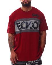 Ecko - Down The Middle Knit T-Shirt (B&T)-2629838