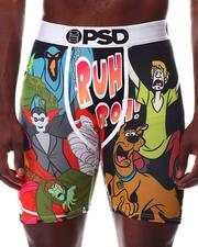 PSD UNDERWEAR - Scooby Doo Monsters Boxer Brief-2629379