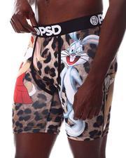 Loungewear - Looney Toons Cheetah Boxer Brief-2629384