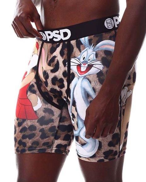 PSD UNDERWEAR - Looney Toons Cheetah Boxer Brief