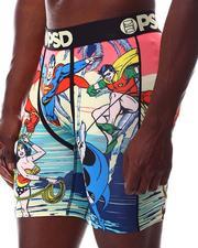 cartoons-pop-culture - DC Hero Vacation Boxer Brief-2629400
