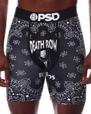 Loungewear - Death Row Bandana Boxer Brief-2629410