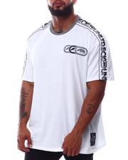 Ecko - Tripped Knit T-Shirt (B&T)-2629898