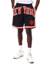 Athleisure - NEW YORK KNICKS Blown Out Fashion Short-2628463
