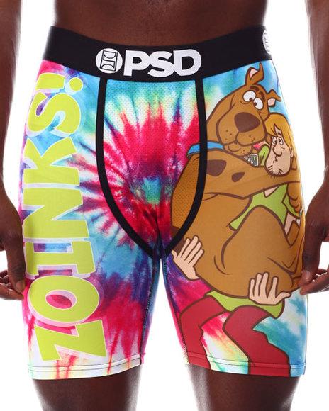 PSD UNDERWEAR - Scooby Doo Zoinks Boxer Brief