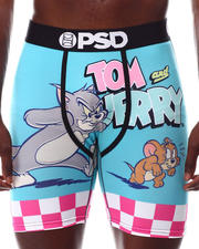 Loungewear - Tom & Jerry Pacing Boxer Brief-2629340