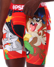 cartoons-pop-culture - Looney Toons Squad Boxer Brief-2629356