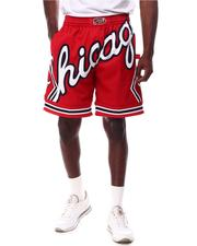 Athleisure - CHICAGO BULLS Blown Out Fashion Short-2628453