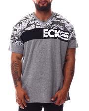 Ecko - Camoscope V-Neck T-Shirt (B&T)-2629743