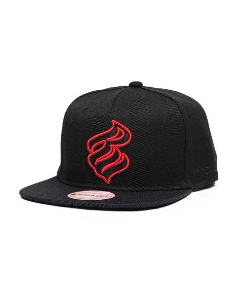 Crooks & Castles - 6 Panel Snapback Hat