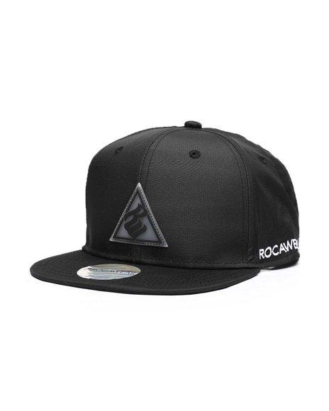 Rocawear - 6 Panel Nylon Ripstop Snapback Hat