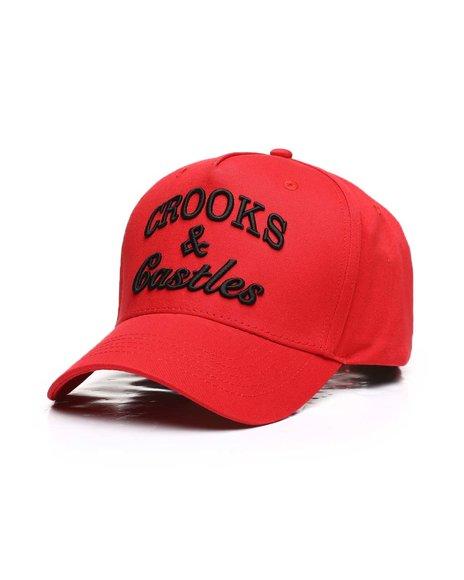 Crooks & Castles - Timeless Snapback Hat