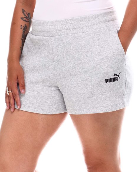 Puma - ESS 4' Sweat Short(Plus)