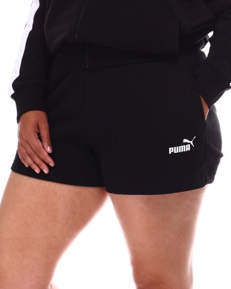 Puma - ESS 4' Sweat Short(Plus)