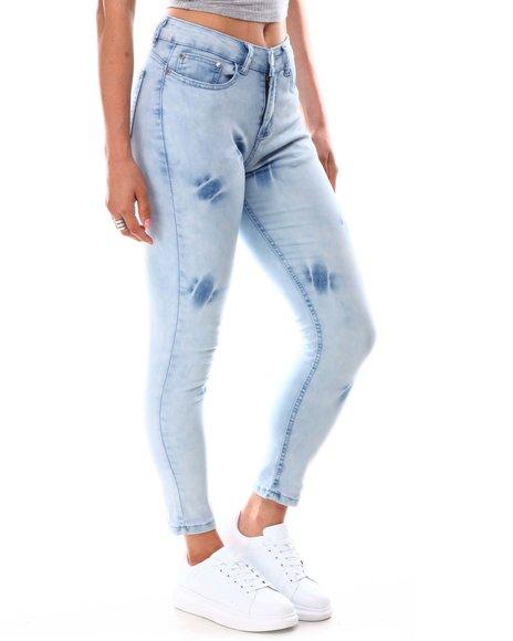 Fashion Lab - Acid Tie Dye Jeans