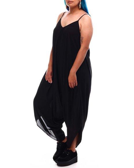 Fashion Lab - Harem Jumpsuit (Plus Size)