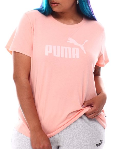 Puma - ESS Logo Tee(Plus)