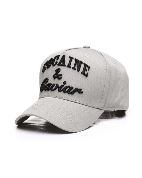 Crooks & Castles - Cocaine & Caviar Snapback Hat