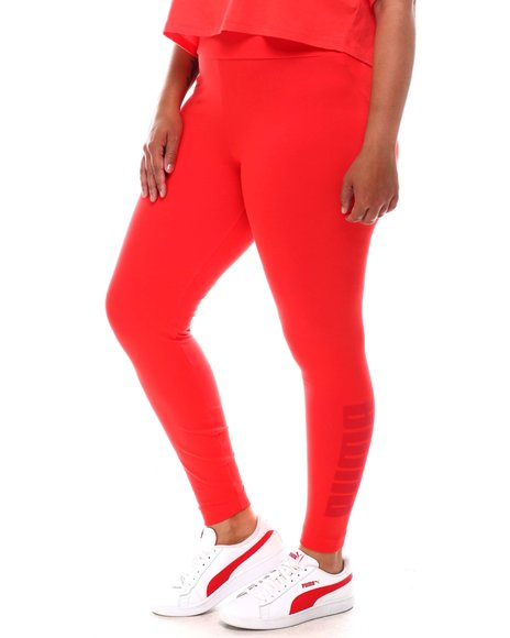 Puma - Modern Basics High Waist Leggings ( Plus)