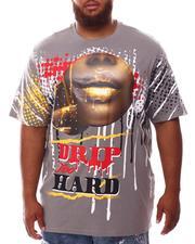 Buyers Picks - Drip Too Hard Lips Graphic T-Shirt (B&T)-2631713