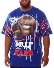Buyers Picks - Drip Too Hard Lips Graphic T-Shirt (B&T)-2631728