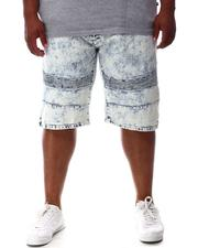 Akademiks - Interstellar Moto Shorts (B&T)-2631805