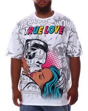 Men - True Love T-Shirt (B&T)-2631811