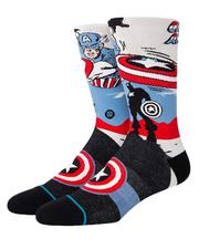 Accessories - Captain America Marquee Socks-2632549
