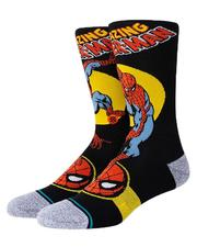Accessories - Spider Man Marquee Socks-2632558