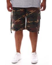 Akademiks - Cargo Shorts With Belt (B&T)-2630898