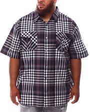 Button-downs - Plaid Woven Shirt (B&T)-2632191
