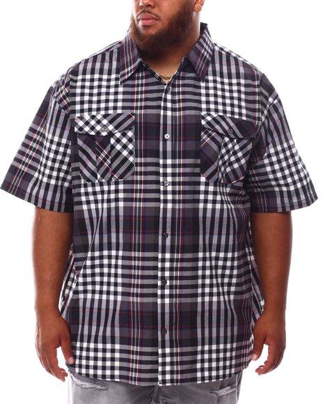 Buyers Picks - Plaid Woven Shirt (B&T)