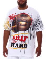 Buyers Picks - Drip Too Hard Lips Graphic T-Shirt (B&T)-2631724