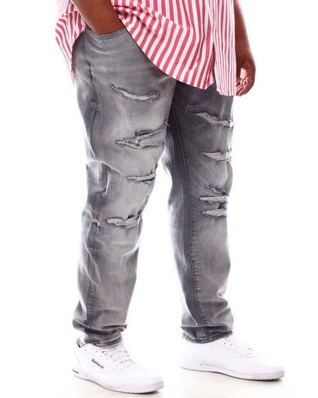 Buyers Picks - Ripped Knee Distressed Denim Jeans (B&T)