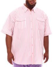 Button-downs - Striped Woven Shirt (B&T)-2631856