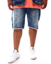 Shorts - The Alps Denim Shorts (B&T)-2628218