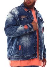 Denim Jackets - Amsterdam Denim Jacket (B&T)-2628861