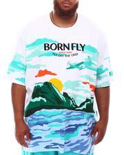 Born Fly - Foxfields Printed T-Shirt (B&T)-2622509