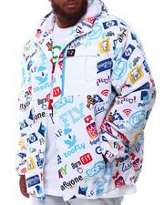 Born Fly - University Nylon Jacket (B&T)-2625019