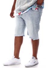 Shorts - Hit Me Up Denim Shorts (B&T)-2625032