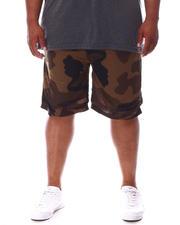 Shorts - Mesh Basketball Shorts (B&T)-2631597
