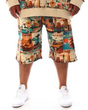 Shorts - Barcelona Sweatshorts (B&T)-2627888