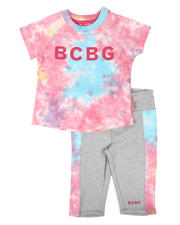 Girls - 2PC Active Short Set (4-6X)-2628126