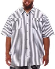 Button-downs - Striped Woven Shirt (B&T)-2631837