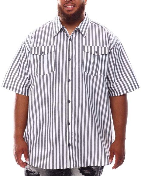 Buyers Picks - Striped Woven Shirt (B&T)
