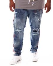 Jordan Craig - Distressed Tapered Denim Jeans (B&T)-2632067