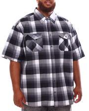 Buyers Picks - Plaid Woven Shirt (B&T)-2632148