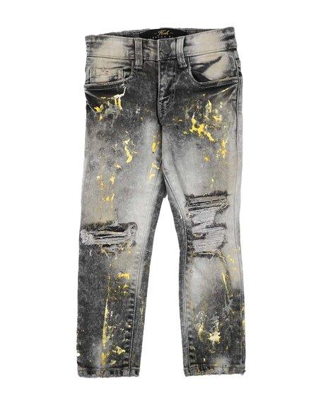 Jordan Craig - Destructed Washed Jeans (2-7)